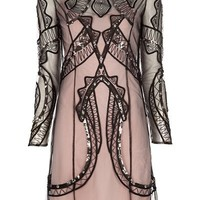 Alice By Temperley Lace Overlay Dress - Genevieve - farfetch.com