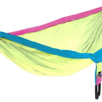 Eagles Nest Outfitters - DoubleNest Hammock, Retro-Tri Colored (FFP)