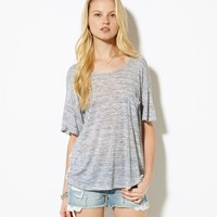 AEO Women's Pocket T-shirt