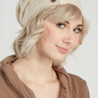 Chairlift of the Board Hat by ModCloth