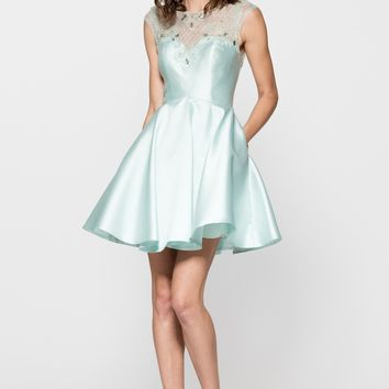 Sexy homecoming short prom dress Bc#MD16704S