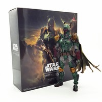 Star Wars storm Boba Fett Kai 26cm PVC Action Figure Model Toys Gifts Collection Kids Toys
