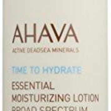 AHAVA Time to Hydrate Essential Moisturizing Lotion, 1.7 fl. oz.