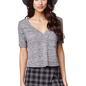 Plaid Envelope Skort - Womens Skirt