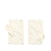 Scalloped Lace Glove | Ivory | Accessorize