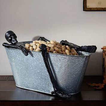 WALKING DEAD SKELETON BATH PARTY BUCKET