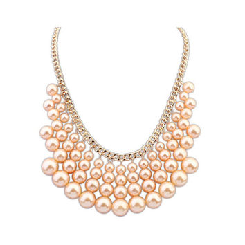 "Anastasia ""Reborn"" Statement Necklace - Jewelry by Cate & Chloe"