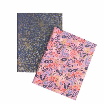 Tapestry Pocket Notebooks by RIFLE PAPER Co.   Made in USA