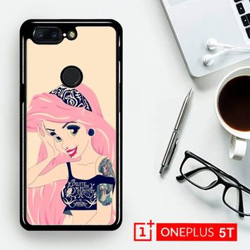 Ariel Punk R0277  OnePLus 5T / One Plus 5T Case