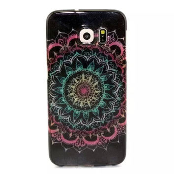 Boho Twinkle Silicagel creative case Cover for iPhone & Samsung Galaxy