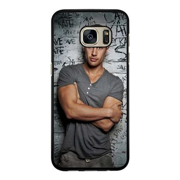 Theo james Arms Span Samsung Galaxy S7 Edge Case