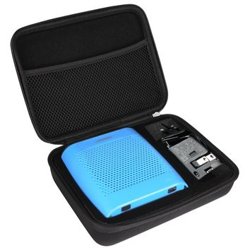 BOVKE(TM) for Bose Soundlink Color Wireless Bluetooth Speaker Hard EVA Shockproof Carrying Case Storage Travel Case Bag Protective Pouch Box