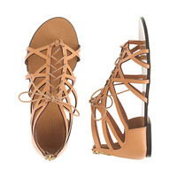 crewcuts Girls Strappy Gladiator Sandals