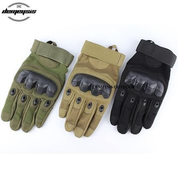 Outdoor Sports Tactical Gloves Full Finger Sports for Hiking Riding Cycling Military Anti-slip Military Army Hiking Gloves
