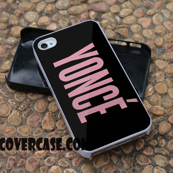 Yonce Beyonce Black and Pink Album case for iPhone 4/4S/5/5S/5C/6/6+ case,samsung S3/S4/S5 case,samsung note 3/4 Case