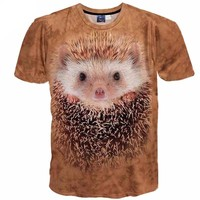 Hedgehog Top Tees