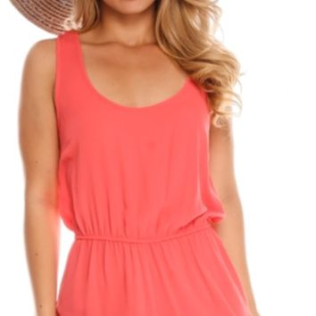 Shorty Romper