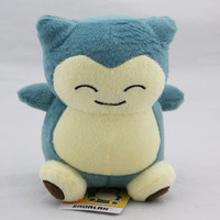 POKEMON PLUSH TOY SNORLAX