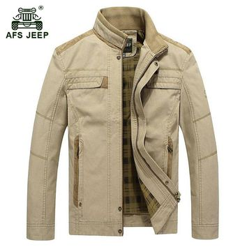 AFS JEEP Casual Jacket