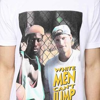 Can't Jump Tee- White