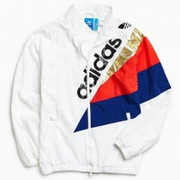 adidas Originals Tribe Track Top In White - Women / Men