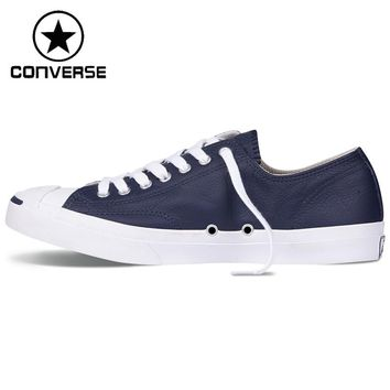 2017 Converse Men's Skateboarding Shoes leather Sneakers