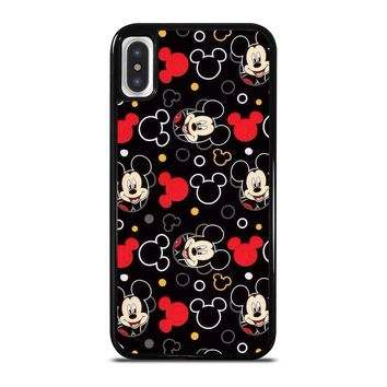 BEAUTIFUL MICKEY MOUSE iPhone X Case