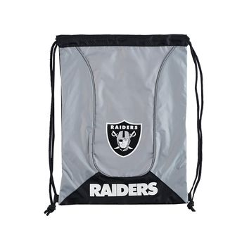 Oakland Raiders Backsack Doubleheader Style Gray
