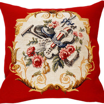 Jardinier European Cushion