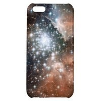 Nebula bright stars galaxy hipster geek cool space case for iPhone 5C