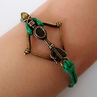 SALE Disney Brave Inspired Merida Bow Bracelet