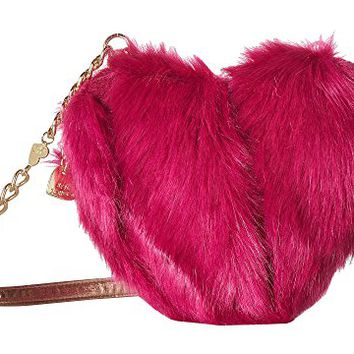 Betsey Johnson Fur Your Eyes Only