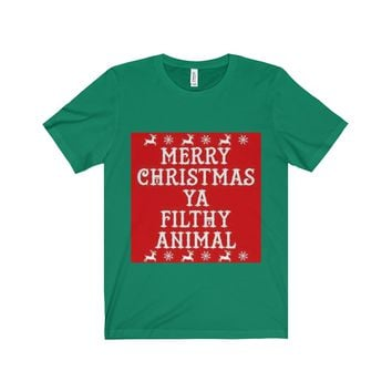 Home Alone Merry Christmas T-shirt