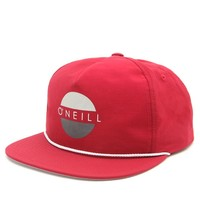 O'Neill Crossing Snapback Hat - Mens Backpack - Red - One