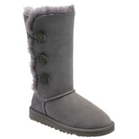 UGG® Australia 'Bailey Button Triplet' Boot (Little Kid & Big Kid) | Nordstrom
