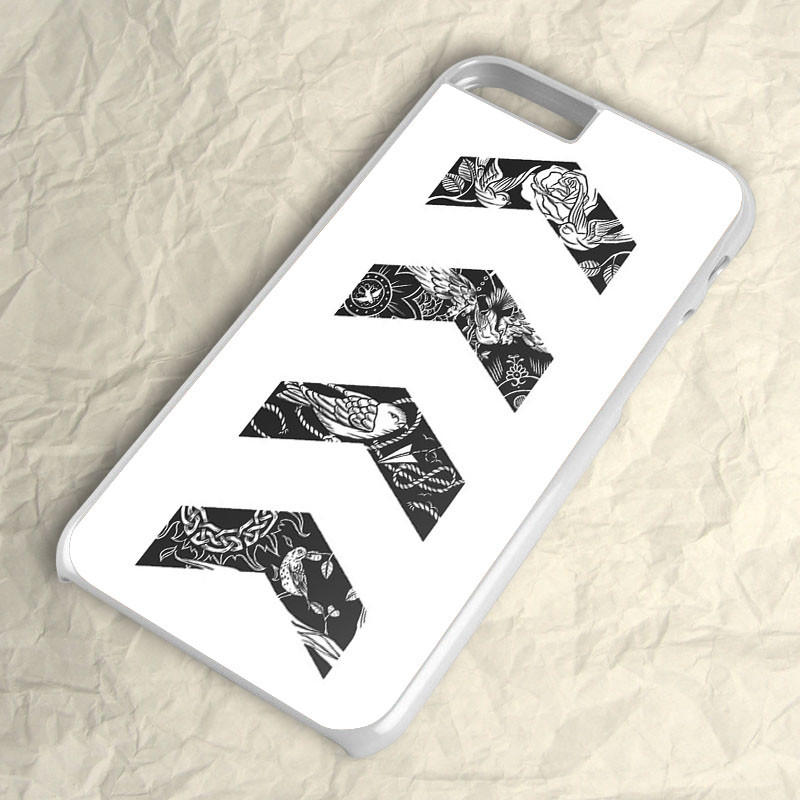 One Direction Tattoo IPhone 6 Case From Blicase.com
