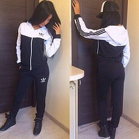 """Adidas"" women's fashion sportswear"