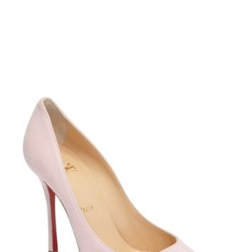 Christian Louboutin Decoltish Pointy Toe Pump | Nordstrom