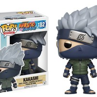 Funko Pop Anime: Kakashi 182 12450 W/Protect case