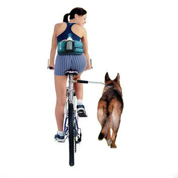 Dog Bicycle Traction Belt Rope