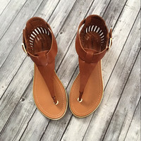 Take Me Out Sandals