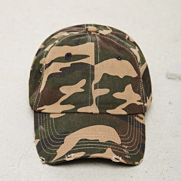 Men Camo Baseball Cap