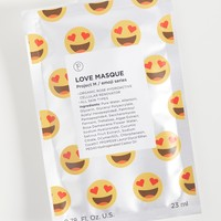 Free People Love Emoij Mask