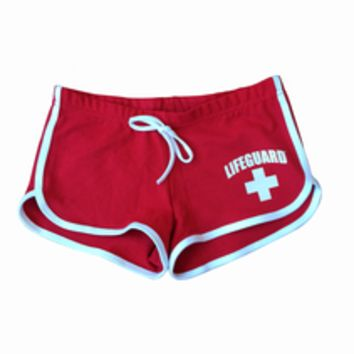 Lifeguard Womens Hi-Cut Short