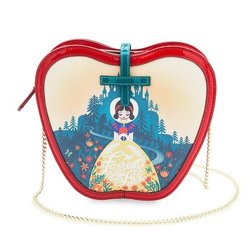 Disney Danielle Nicole Art of Snow White Crossbody Bag New with Tags