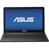"Asus - 15.6"" Laptop - 4GB Memory - 500GB Hard Drive - Black"