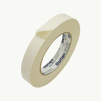 Shurtape DF-65 Double Faced Flat Paper Tape:
