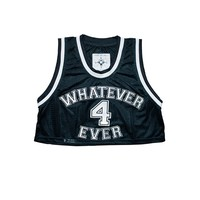 KULT Clothing — WHATEVER 4 EVER - B-BALL CROP