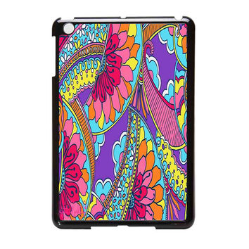 Lilly Pulitzer Patterns Purple iPad Mini Case