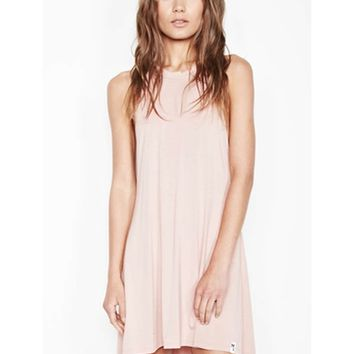 Michael Lauren Scotty High Neck Mini Dress | Boutique To You